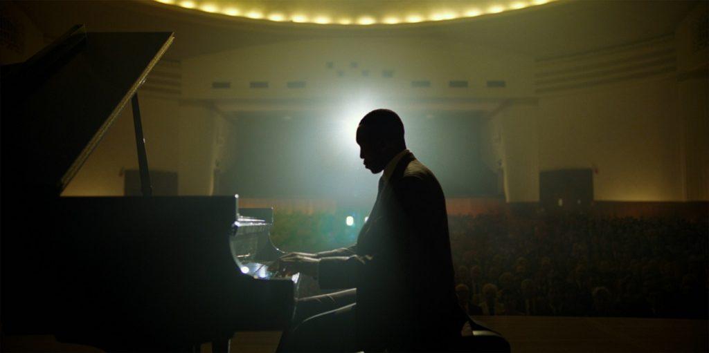 Green Book - Don Shirley am Piano.