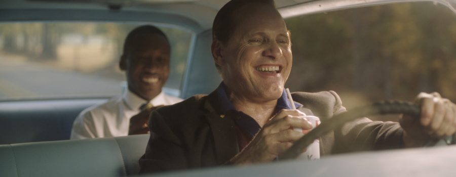 Mahershala Ali und Viggo Mortensen in Green Book