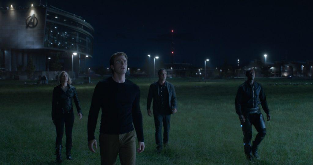 Avengers Endgame - Captain America und Co