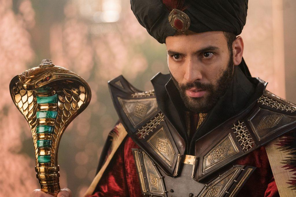 Marwan Kenzari als Dschafar