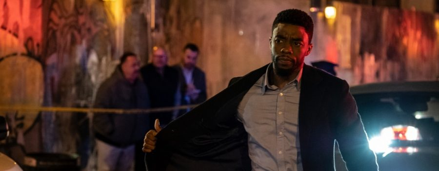Chadwick Boseman in 21 Brigdes