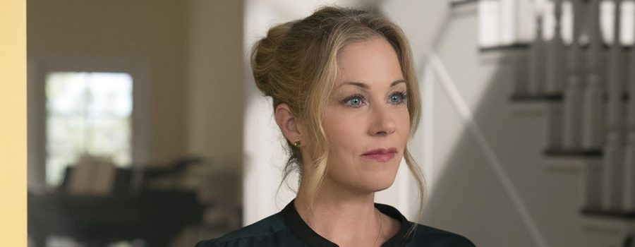 "Christina Applegate in ""Dead to Me"""