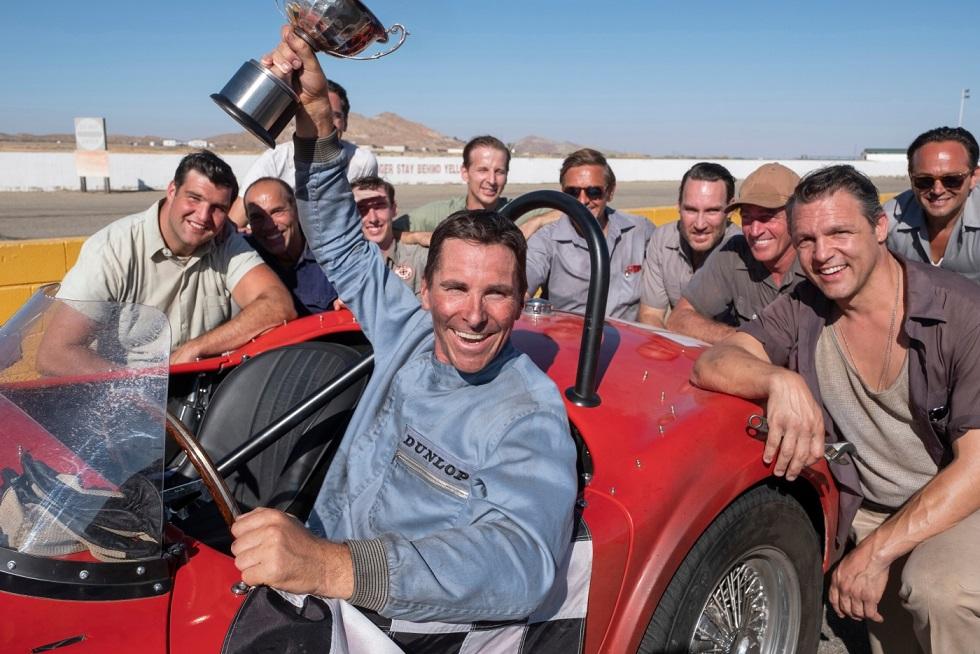 Christian Bale in Le Mans 66 - Gegen jede Chance