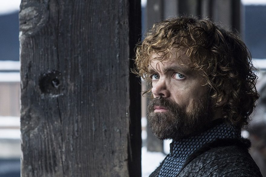 Peter Dinlage als Tyrion Lannister in Game of Thrones
