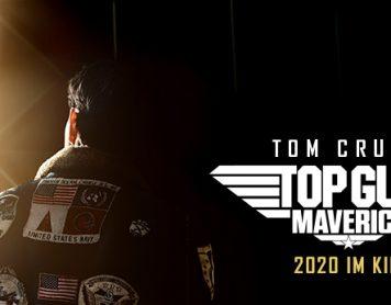 Top Gun Maverick: Erster Trailer!