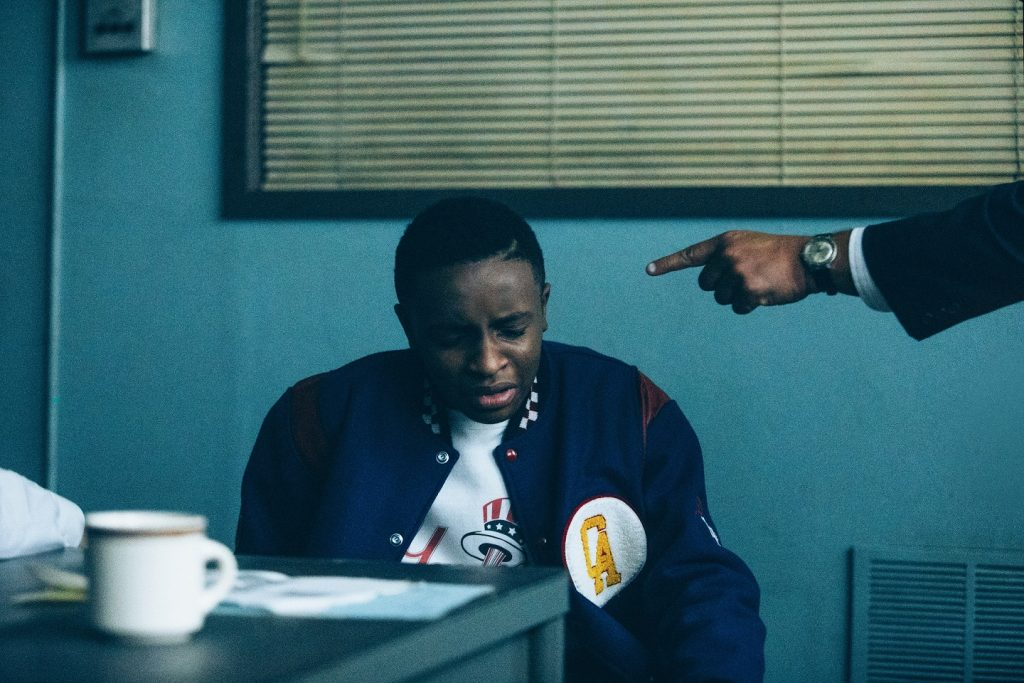 When They See Us - Caleel Harris als Antron McCray